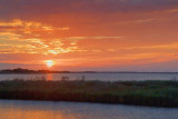 Copano Bay Sunset 52303