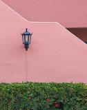 Lamp & Hedge 56869