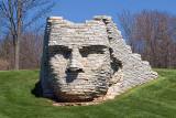 Leatherlips Sculpture 59279