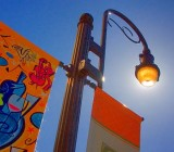 Sunny Streetlight 20070420