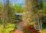 Paul's Creek 9222 Art