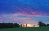 Cloudy Sunrise 9247