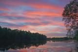 River Sunset 61358