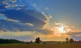 Sunrise Clouds 20070616