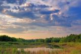 Jock River At Sunset 61087