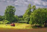Mowing A Field 63165