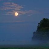 Hazy Full Moon 20070728