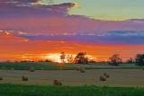 Sunset Sunrays 64709