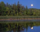 Scugog River Moonrise 66202