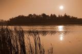 Scugog River After Sunrise 20070907