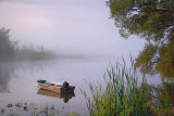 Foggy Scugog River 20070911