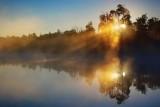 Scugog River Sunrise 20070914