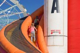 Climbing The Rocket Slide 66915