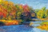 Autumn River 67406 Art