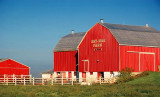Really Red Barn 68241