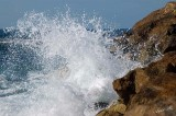 01377 - Wave...  / Jaffa bay - Israel
