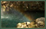 02543 - Rainbow / Baniyas river - Israel