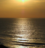 03092 - A bit before sunset / Herzeliya beach - Israel