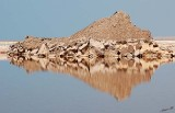 04069 - Reflection / Dead sea - Israel