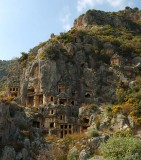 06317 - Myra graves... / Demre - Antalya - Turkey