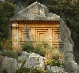 06324 - Myra graves... / Demre - Antalya - Turkey