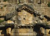06384 - Aspendos amphitheater decorations... / Antalya - Turkey
