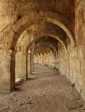 06388 - Aspendos arcs... / Antalya - Turkey