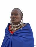 13728 - Masai / Masai village - Serengeti - Tanzania