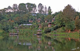 14220 - Quiet morning reflections | Lake Bunyoni - Uganda