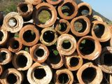 20061115 030 stack of  water pipes; circa 200 B.C.E..jpg