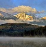 Sun Rises for Jasper