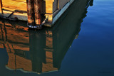 Harbour Abstract