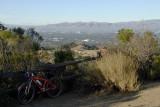 Mountain biking at Fremont Older OSP