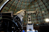 The 36 inch Refractor Telescope at Lick Observatories