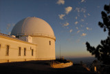Aug 31 - Arrival at Lick Observatories