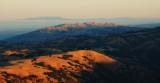 The Back of the Mission Peak Range