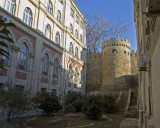 Old City Battlement
