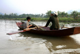 Vers la pagode des Parfums - Vietnam