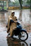 Sous la pluie, à Hué - Vietnam