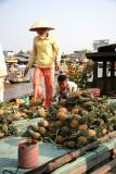 Dans le delta du Mékong - Vietnam