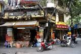 Petite boutique de quartier - Hanoi - Vietnam