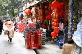 Préparation pour le Nouvel An chinois - Hanoi