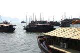 Au départ de la baie dalong