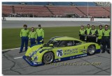 #76 Krohn Racing Pontiac Riley: Tracy Krohn, Nic Jonsson, Boris Said