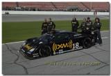 #18 VICI Racing Porsche Fabcar: Terry Borcheller, Gaston Mazzacane ,Uwe Alzen, Robert Renauer,