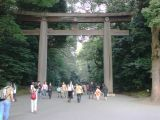 Yoyogi Park - a large greenery near Shinjuku