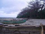 pantai di Cagar Alam