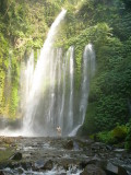 Senaru Waterfall
