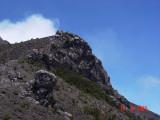 salah satu anak gunung merapi