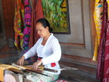 Traditional Bali Wooven